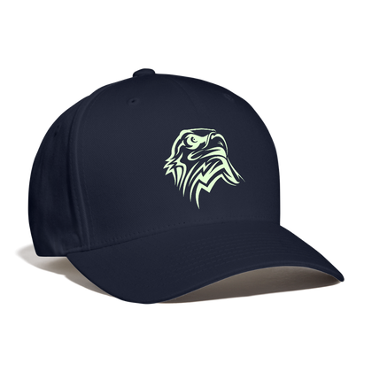 Eagle Baseball Cap - navy