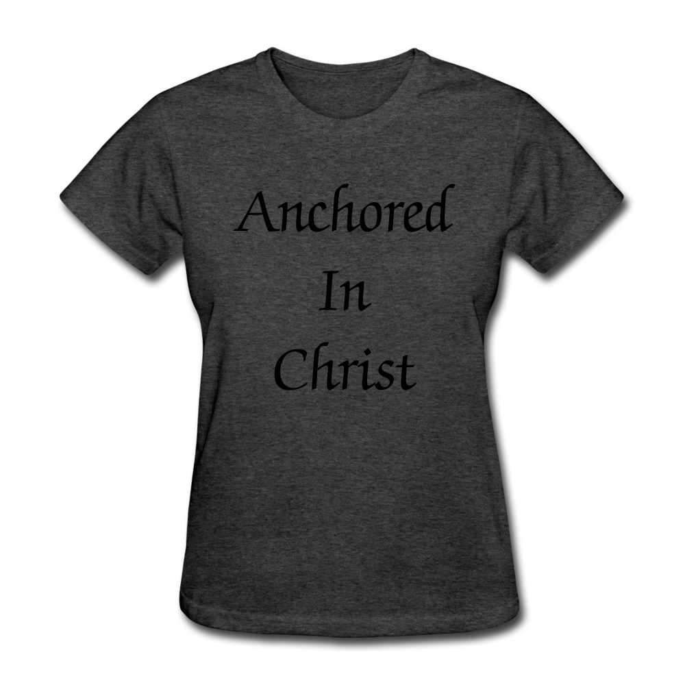 Anchored In Christ T-Shirt
