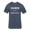 ELOHIM: Mighty Creator Fitted T-Shirt