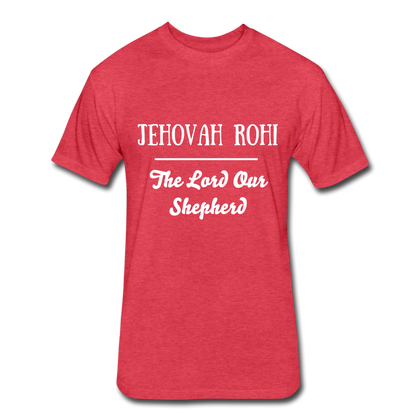 Jehovah Rohi: The Lord Our Shepherd - heather red