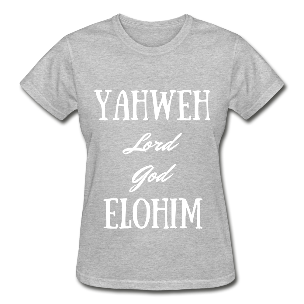Yahweh Elohim: Lord God
