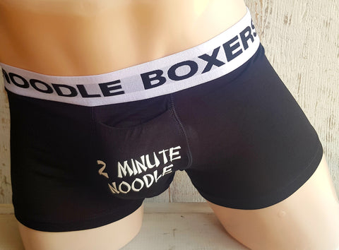 2 Minute Noodle Bamboo Noodle Boxers