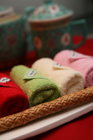Bamboo Wash Cloths