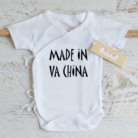 Made in Vachina Onesie