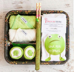 Give Peas a Chance Sushi Pack
