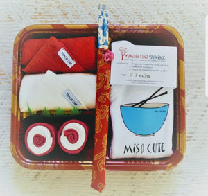Miso Cute Boy Sushi Pack