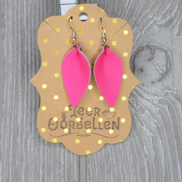 LEER O'ORBELLEN EARRINGS: SMALL