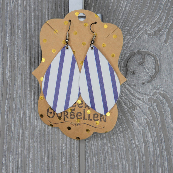 LEER O'ORBELLEN EARRINGS: MEDIUM