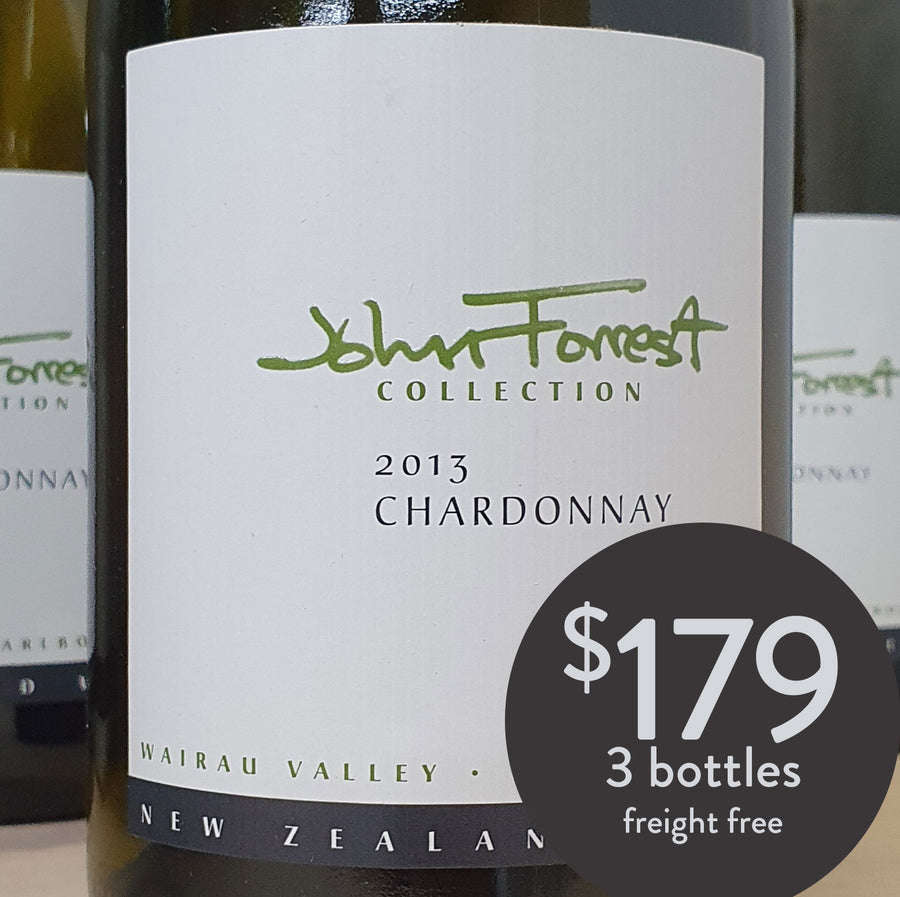 2013 John Forrest Collection Wairau Chardonnay