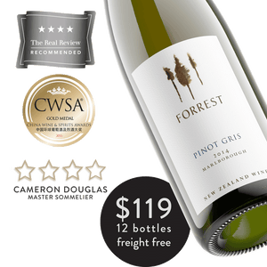 2014 Forrest Pinot Gris