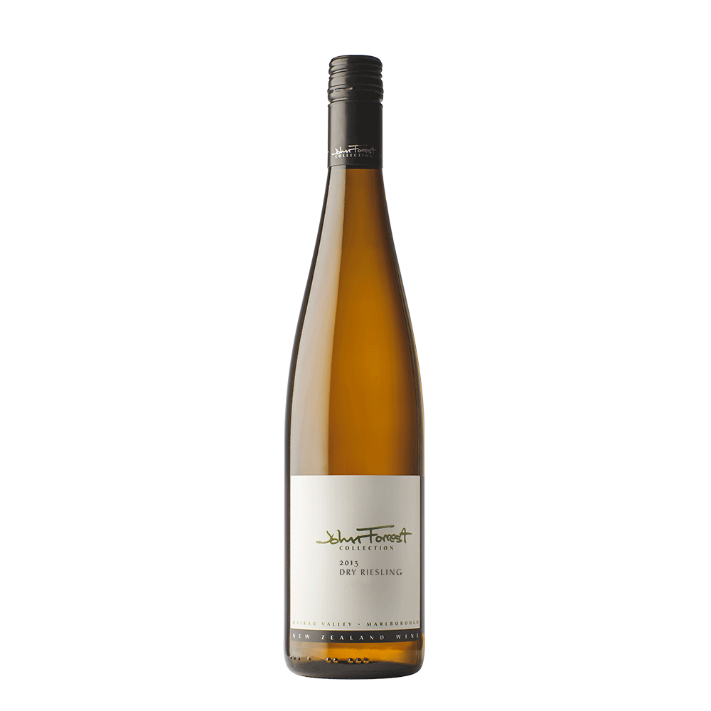 2013 John Forrest Collection Wairau Valley Dry Riesling