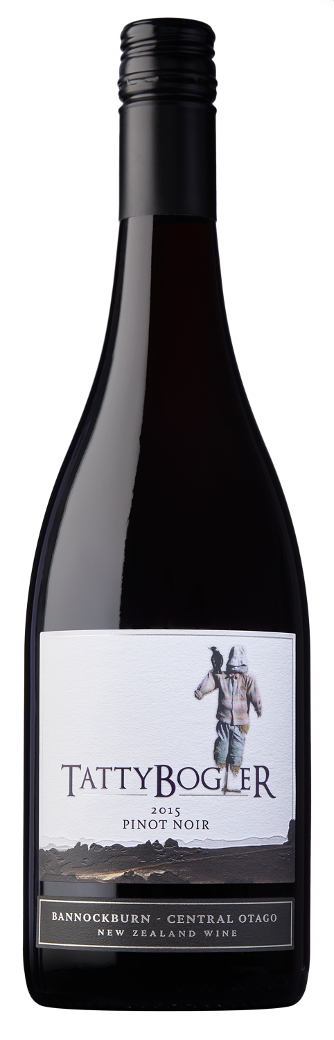 2015 Tatty Bogler Bannockburn, Central Otago Pinot Noir