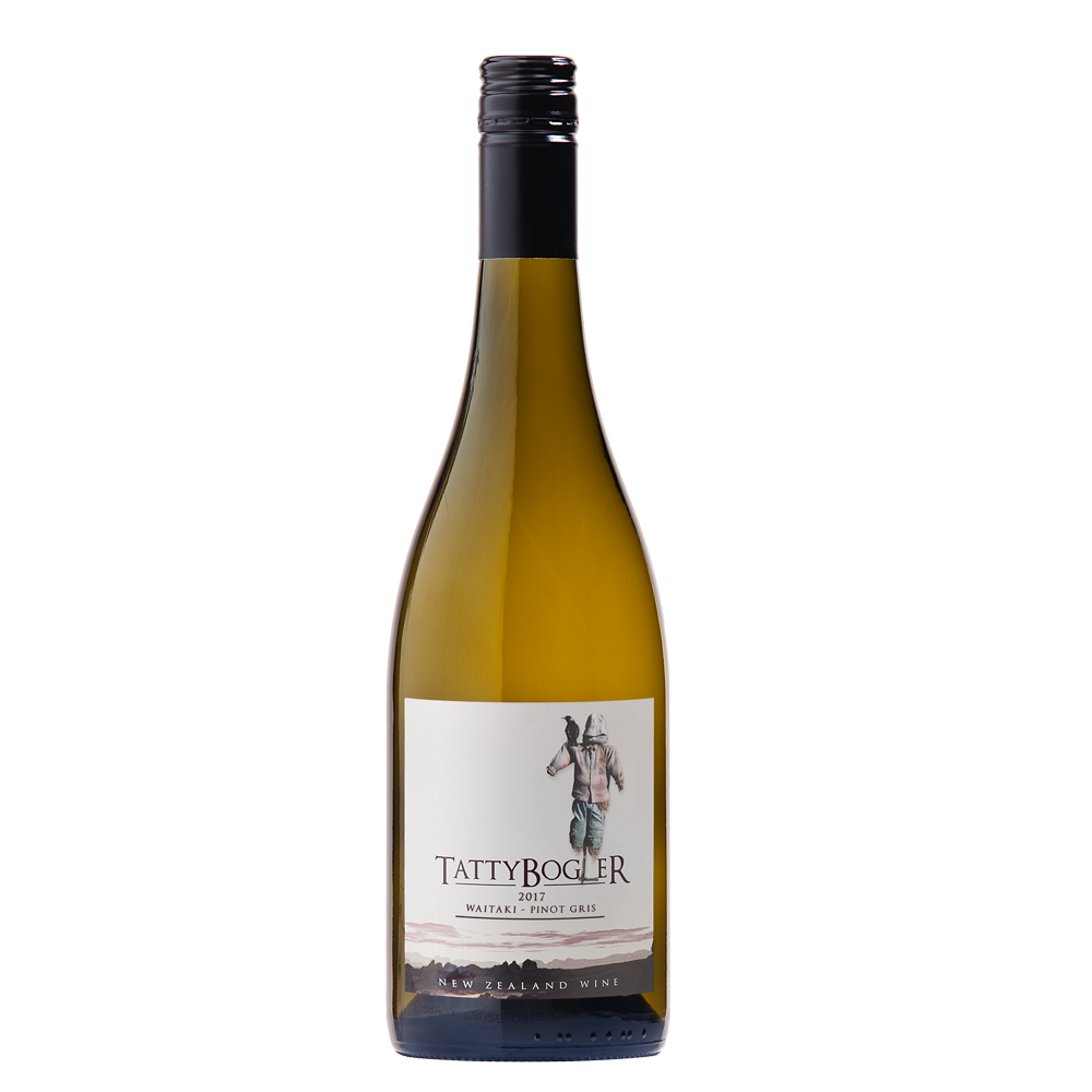 2017 Tatty Bogler Pinot Gris