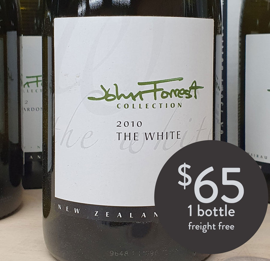 2010 John Forrest Collection The White