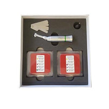 Load image into Gallery viewer, 4:1 Contra Angle Interproximal Enamel Strips IPR Handpiece Kit (4119994597475)