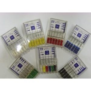 Stainless Steel  K -Files #15~40 Assorted (4119992336483)