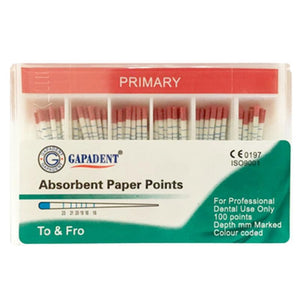 Paper Points Primary Red 100 pcs (4119998300259)