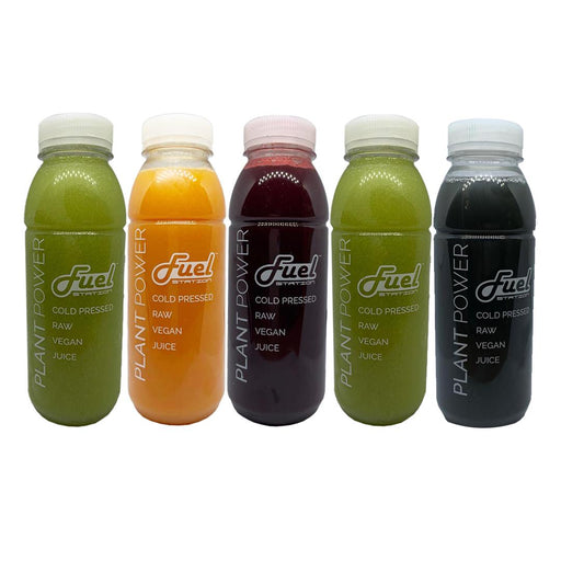 Juice Cleanse 1-5 Day - Fruit Based