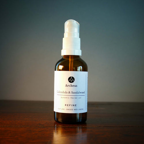 Calendula & Sandalwood Intensive Facial Oil