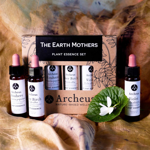 The Earth Mothers - Plant Essence Set