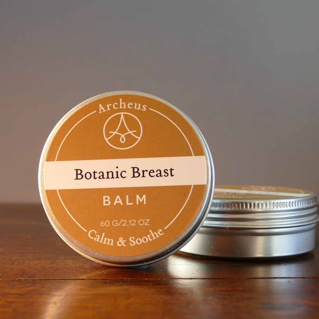 Botanic Breast Balm