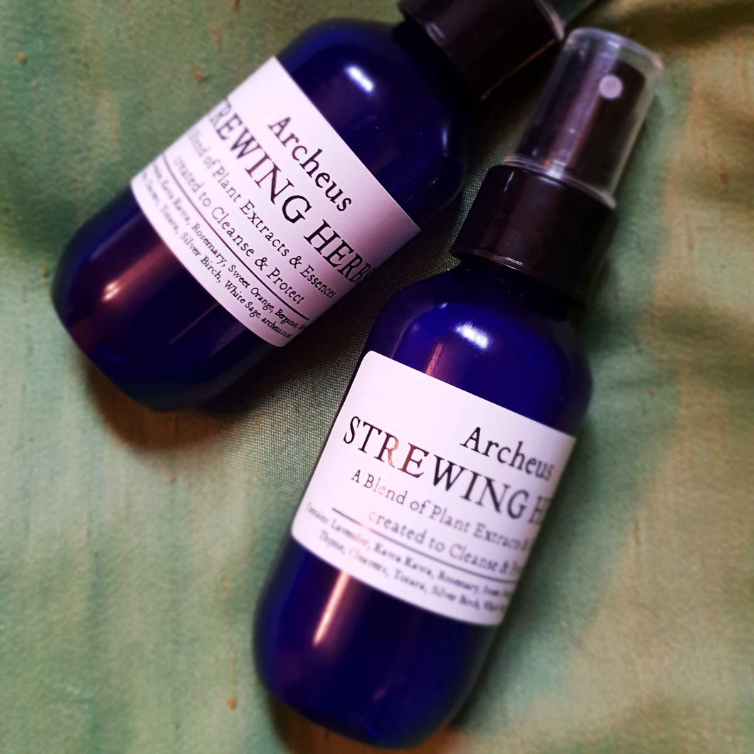 Strewing Herbs Mist - Cleanse & Protect - MORE COMING SOON