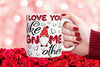 Love You Like Gnome Other Mug