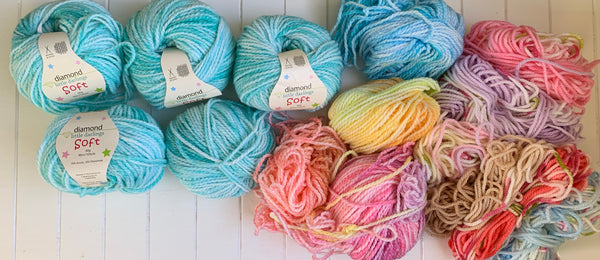 YARN DESTASH