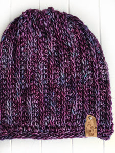 Fresh Tracks Beanie - Adult - Lotus