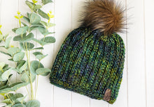 Load image into Gallery viewer, Fresh Tracks Beanie - Adult - Custom Order
