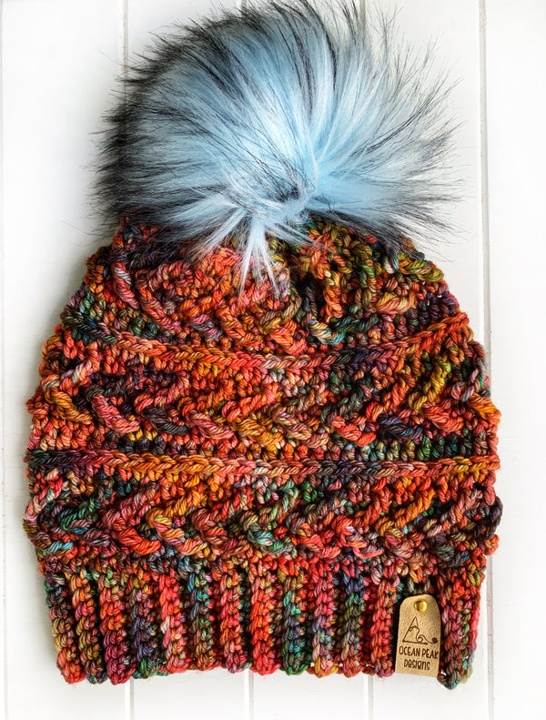 Sparrow Beanie - Adult - Custom Order