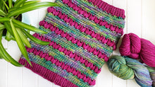 Load image into Gallery viewer, Cosmic Cowl - Holly Hock & Idiecita