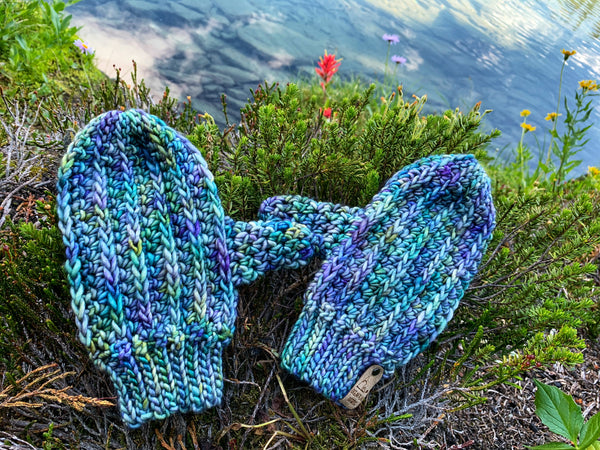 Fresh Tracks Mittens - Women's Small - Indiecita