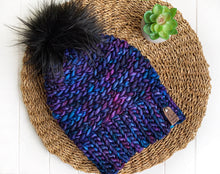 Load image into Gallery viewer, Luxed Aurora Beanie - from Newborn to Adult - Custom Order