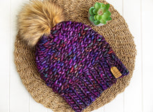 Load image into Gallery viewer, Luxed Aurora Beanie - Adult - Boreal