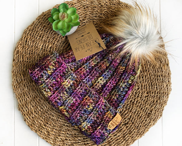 LUXED Jessie Beanie - Adult - Queguay