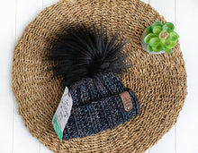 Load image into Gallery viewer, LUXED Jessie Beanie - Newborn - Persia
