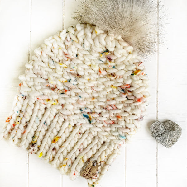 Luxed Aurora Beanie - Adult - Cotton Headed Ninny Muggins