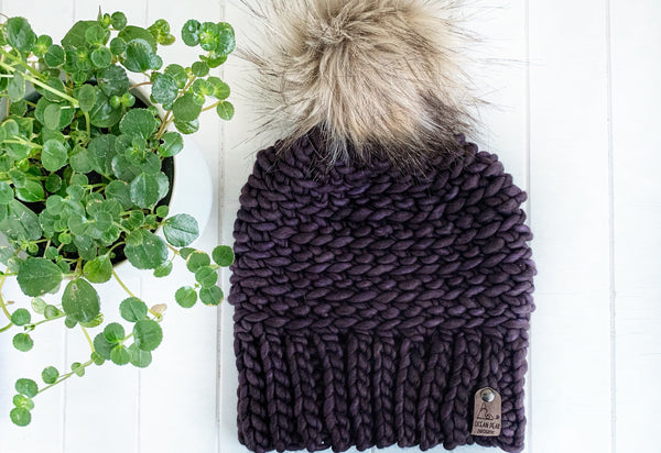 Luxed Aurora Beanie - Adult - Pearl Ten