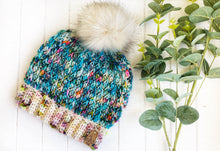 Load image into Gallery viewer, PATTERN - crochet - The Timberline Beanie