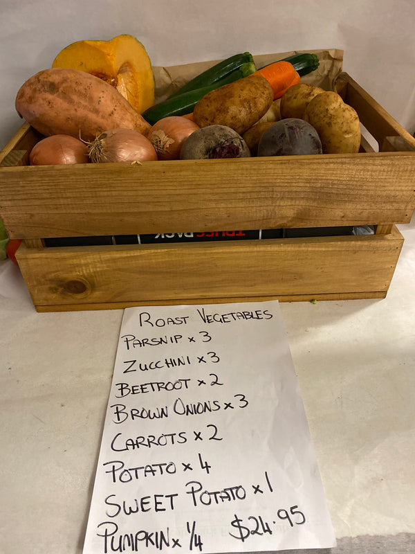 Roast Vegetable Box