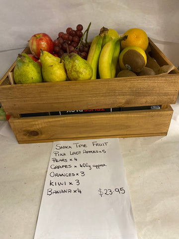 Snack Fruit Box