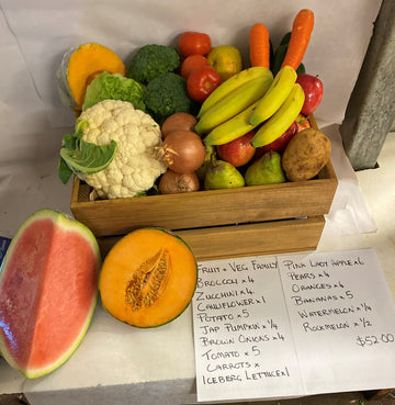Family Fruit & Vegetable Box