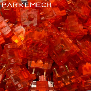 Gateron Red (x1) สวิตช์ Linear High-End