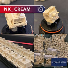 Load image into Gallery viewer, NovelKeys Kailh Cream (NK Cream) x1 เม็ด