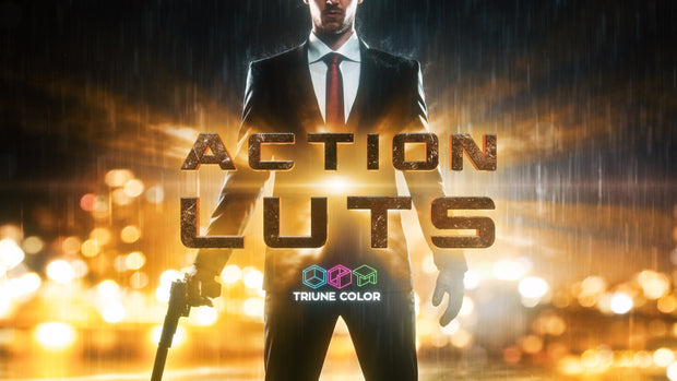 Action Film LUTS