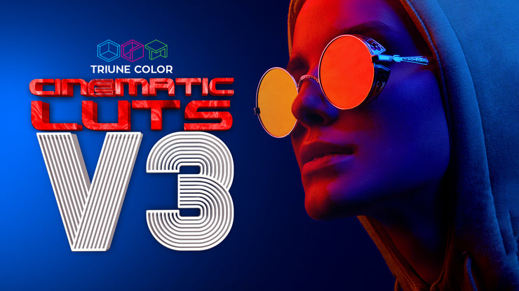 Triune Color: Cinematic LUTs V.3
