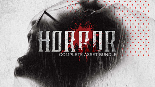 Horror Complete Asset Bundle