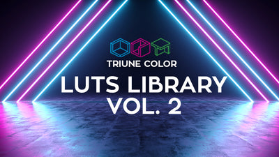 Triune Color: LUTs Library Vol. 2