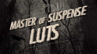 Master of Suspense LUTs